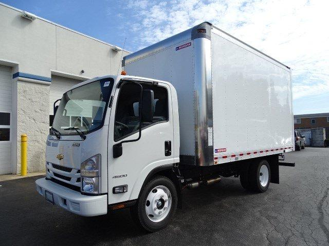 2019 LCF 4500 Regular Cab 4x2,  Morgan Gold Star Dry Freight #B26814 - photo 5