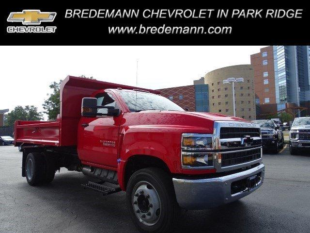 2019 Silverado 5500 Regular Cab DRW 4x2, Monroe MTE-Zee Dump Body #B26817 - photo 1