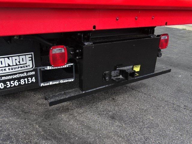 2019 Silverado Medium Duty Regular Cab DRW 4x2,  Monroe MTE-Zee Dump Body #B26817 - photo 18