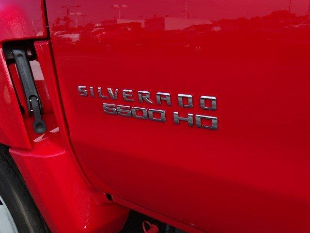 2019 Silverado Medium Duty Regular Cab DRW 4x2,  Monroe MTE-Zee Dump Body #B26817 - photo 20