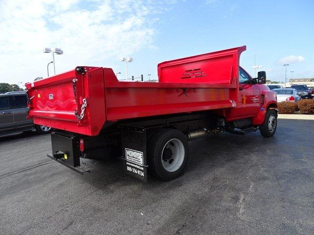 2019 Silverado 5500 Regular Cab DRW 4x2, Monroe Dump Body #B26817 - photo 1