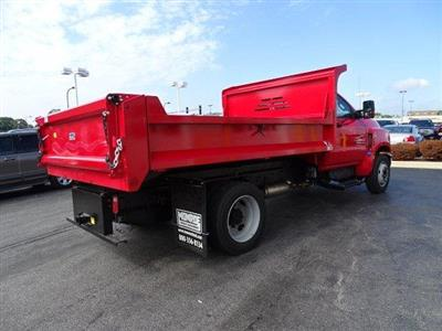 2019 Silverado 5500 Regular Cab DRW 4x2, Monroe MTE-Zee Dump Body #B26817 - photo 2