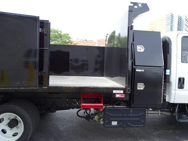 2020 LCF 5500XD Crew Cab 4x2,  Reading Landscaper SL Landscape Dump #B26819 - photo 22
