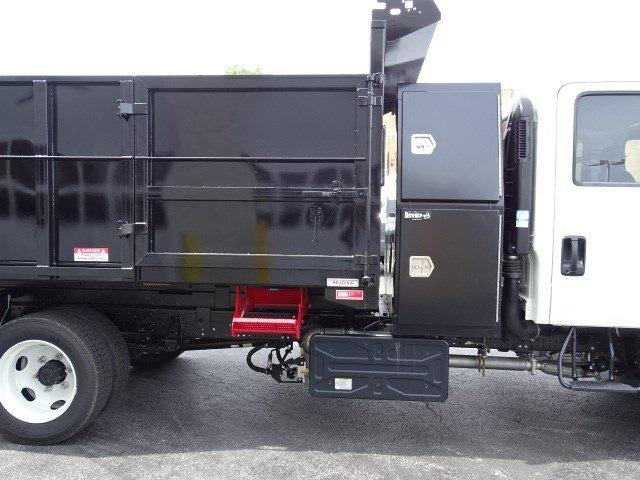 2020 LCF 5500XD Crew Cab 4x2,  Reading Landscaper SL Landscape Dump #B26819 - photo 23