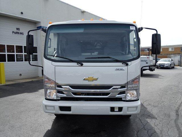 2020 LCF 5500XD Crew Cab 4x2,  Reading Landscaper SL Landscape Dump #B26819 - photo 31