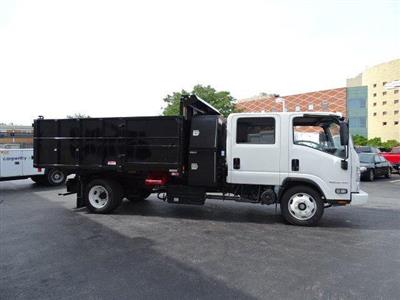 2020 LCF 5500XD Crew Cab 4x2,  Reading Landscaper SL Landscape Dump #B26819 - photo 3