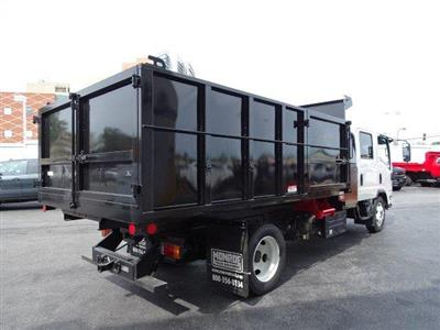 2020 LCF 5500XD Crew Cab 4x2,  Reading Landscaper SL Landscape Dump #B26819 - photo 2