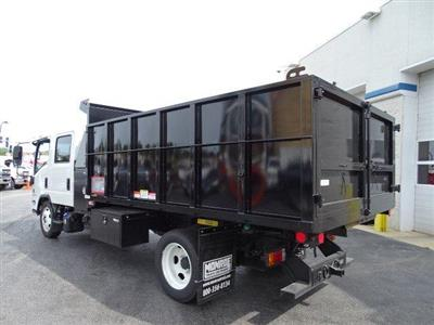 2020 LCF 5500XD Crew Cab 4x2,  Reading Landscaper SL Landscape Dump #B26819 - photo 4