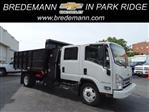 2020 LCF 5500XD Crew Cab 4x2,  Reading Landscaper SL Landscape Dump #B26819 - photo 1
