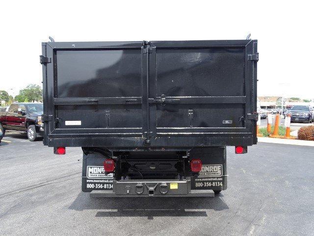 2019 Silverado Medium Duty Regular Cab DRW 4x2,  Reading Landscaper SL Landscape Dump #B26827 - photo 21
