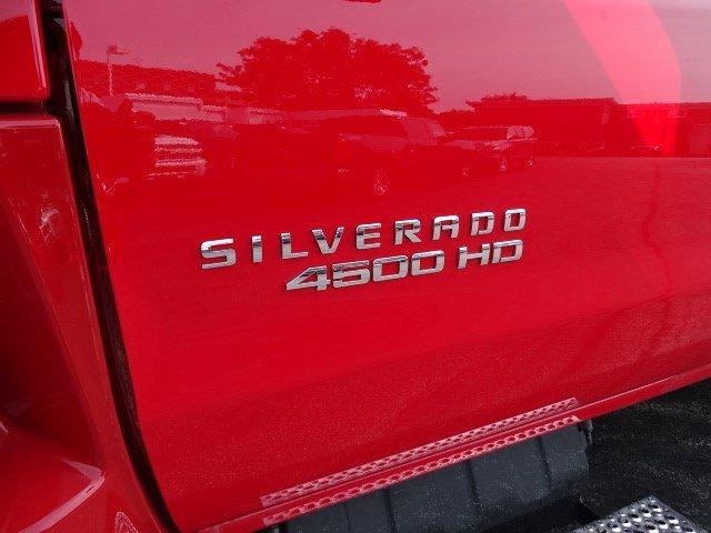 2019 Silverado Medium Duty Regular Cab DRW 4x2,  Reading Landscaper SL Landscape Dump #B26827 - photo 24