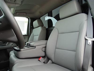 2019 Silverado Medium Duty Regular Cab DRW 4x2,  Reading Landscaper SL Landscape Dump #B26827 - photo 16