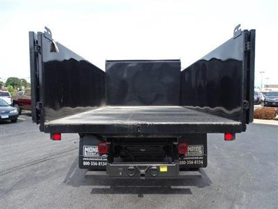 2019 Silverado Medium Duty Regular Cab DRW 4x2,  Reading Landscaper SL Landscape Dump #B26827 - photo 20