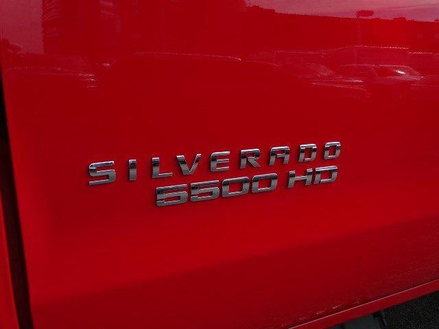 2019 Silverado Medium Duty Regular Cab DRW 4x4,  Monroe MTE-Zee Dump Body #B26837 - photo 21