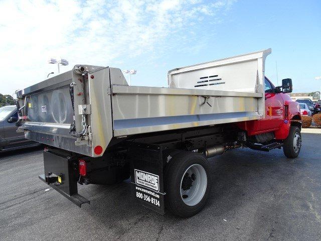 2019 Silverado Medium Duty Regular Cab DRW 4x4,  Monroe Dump Body #B26837 - photo 1
