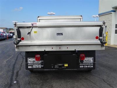2019 Silverado Medium Duty Regular Cab DRW 4x4,  Monroe MTE-Zee Dump Body #B26837 - photo 17