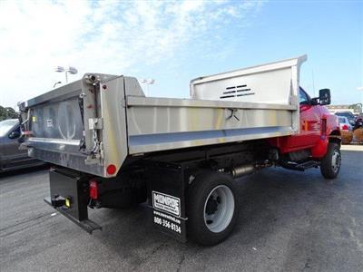 2019 Silverado Medium Duty Regular Cab DRW 4x4,  Monroe MTE-Zee Dump Body #B26837 - photo 2