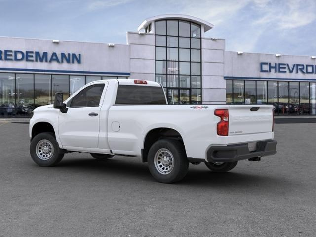 2020 Silverado 1500 Regular Cab 4x4, Pickup #B26843 - photo 4