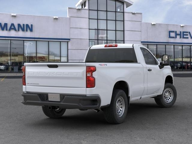 2020 Silverado 1500 Regular Cab 4x4, Pickup #B26843 - photo 2