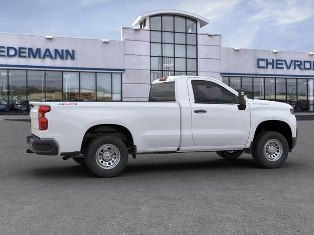 2020 Silverado 1500 Regular Cab 4x4, Pickup #B26843 - photo 5