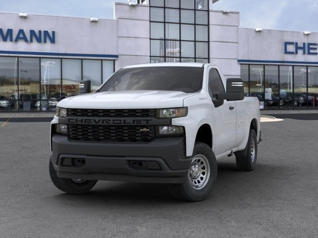 2020 Silverado 1500 Regular Cab 4x4, Pickup #B26843 - photo 6