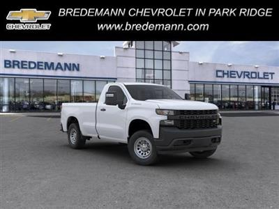 2020 Silverado 1500 Regular Cab 4x4, Pickup #B26843 - photo 1