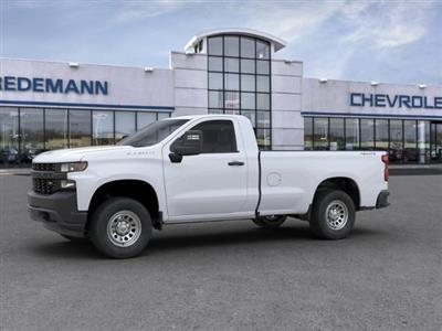 2020 Silverado 1500 Regular Cab 4x4, Pickup #B26843 - photo 3