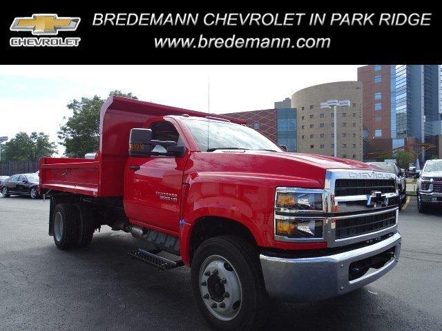 2019 Silverado 5500 Regular Cab DRW 4x2, Monroe Dump Body #B26854 - photo 1
