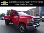 2019 Silverado 5500 Regular Cab DRW 4x2, Monroe MTE-Zee Dump Body #B26854 - photo 1