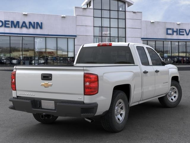 2019 Silverado 1500 Double Cab 4x2, Pickup #B26888 - photo 2