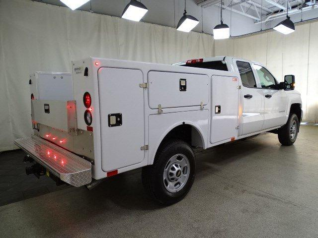 2019 Silverado 2500 Double Cab 4x2,  BrandFX EverLast Service Body #B26895 - photo 2
