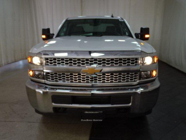 2019 Silverado 2500 Double Cab 4x2,  BrandFX EverLast Service Body #B26895 - photo 33