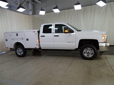 2019 Silverado 2500 Double Cab 4x2,  BrandFX EverLast Service Body #B26895 - photo 3