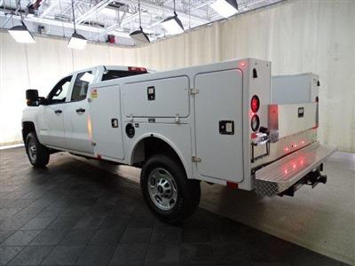2019 Silverado 2500 Double Cab 4x2,  BrandFX EverLast Service Body #B26895 - photo 4