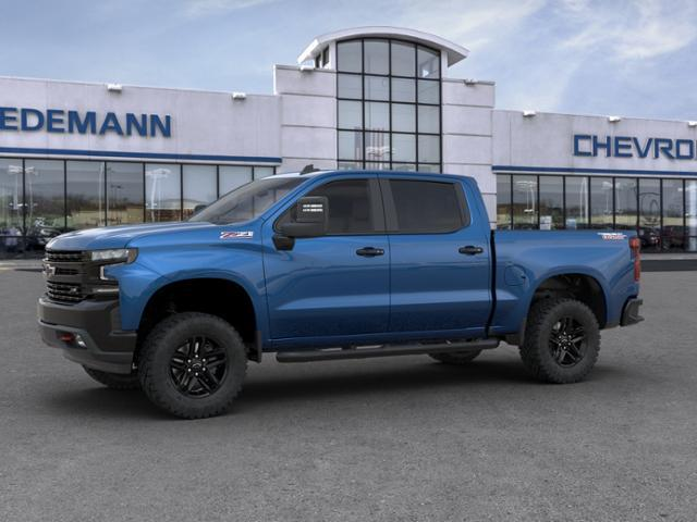 2020 Silverado 1500 Crew Cab 4x4, Pickup #B26898 - photo 3