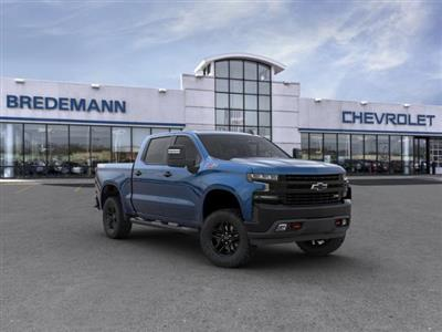 2020 Silverado 1500 Crew Cab 4x4, Pickup #B26898 - photo 1