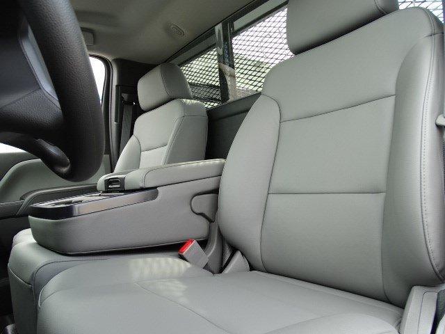 2019 Silverado Medium Duty Regular Cab DRW 4x2,  Monroe Versa-Line Stake Body Stake Bed #B26907 - photo 13