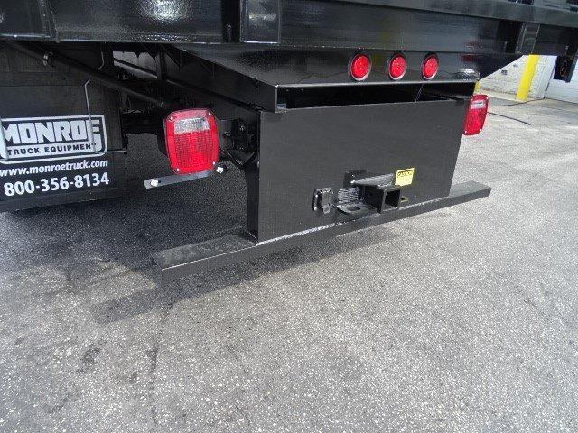 2019 Silverado Medium Duty Regular Cab DRW 4x2,  Monroe Versa-Line Stake Body Stake Bed #B26907 - photo 16