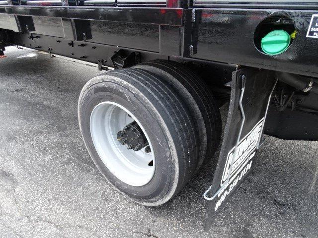 2019 Silverado Medium Duty Regular Cab DRW 4x2,  Monroe Versa-Line Stake Body Stake Bed #B26907 - photo 17