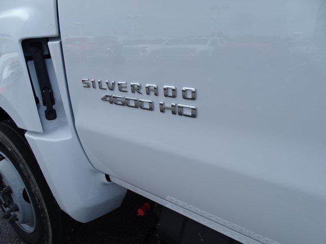 2019 Silverado Medium Duty Regular Cab DRW 4x2,  Monroe Versa-Line Stake Body Stake Bed #B26907 - photo 19