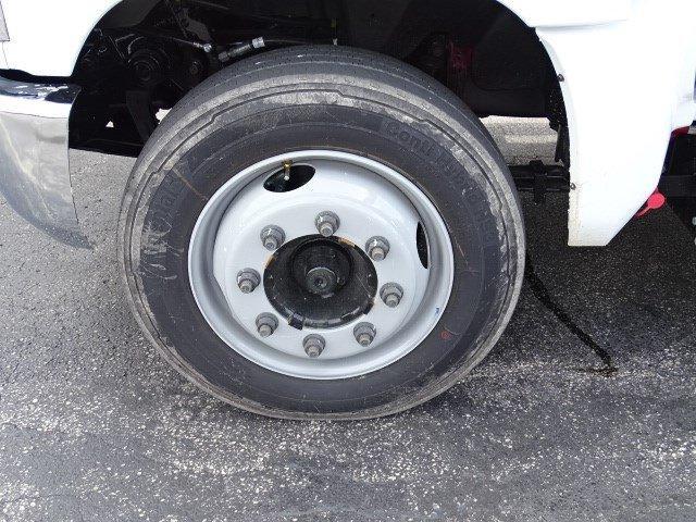 2019 Silverado Medium Duty Regular Cab DRW 4x2,  Monroe Versa-Line Stake Body Stake Bed #B26907 - photo 20