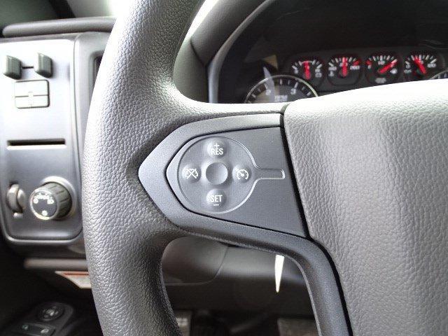 2019 Silverado Medium Duty Regular Cab DRW 4x2,  Monroe Versa-Line Stake Body Stake Bed #B26907 - photo 7