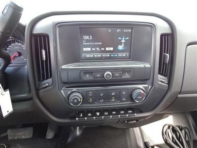 2019 Silverado Medium Duty Regular Cab DRW 4x2,  Monroe Versa-Line Stake Body Stake Bed #B26907 - photo 8