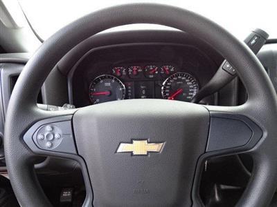 2019 Silverado Medium Duty Regular Cab DRW 4x2,  Monroe Versa-Line Stake Body Stake Bed #B26907 - photo 9