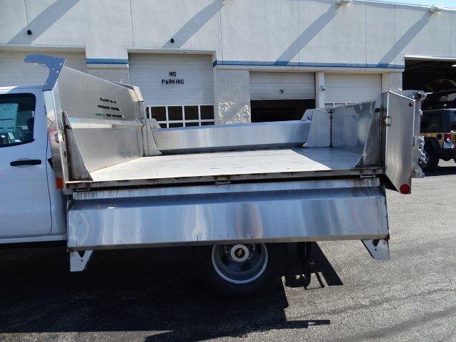 2019 Silverado 3500 Crew Cab DRW 4x2, Monroe MTE-Zee SST Series Dump Body #B26911 - photo 19