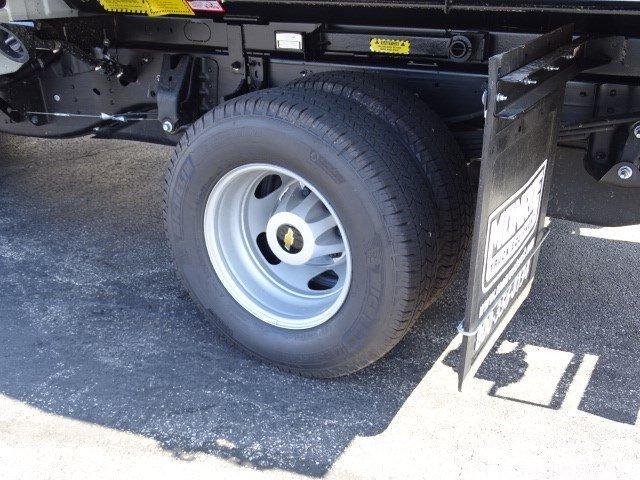 2019 Silverado 3500 Crew Cab DRW 4x2, Monroe MTE-Zee SST Series Dump Body #B26911 - photo 22