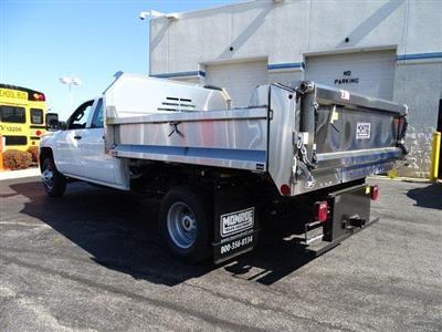 2019 Silverado 3500 Crew Cab DRW 4x2, Monroe MTE-Zee SST Series Dump Body #B26911 - photo 4
