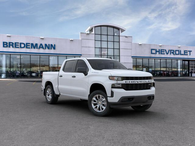 2020 Silverado 1500 Crew Cab 4x4,  Pickup #B26919 - photo 1