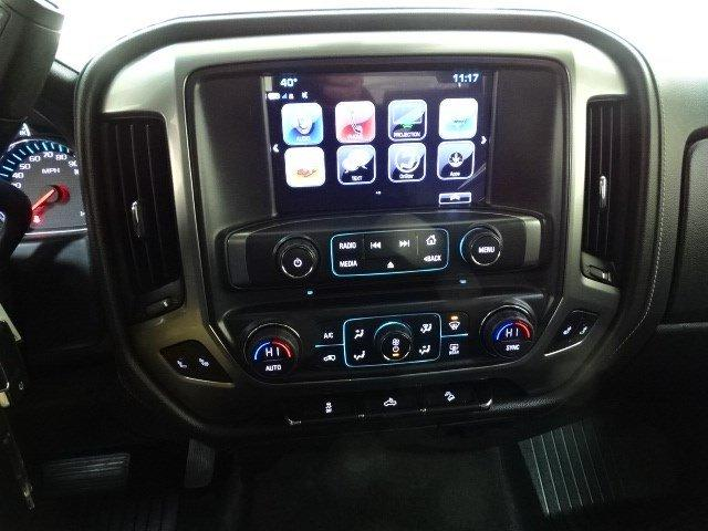 2017 Silverado 1500 Crew Cab 4x4, Pickup #B26972A - photo 12