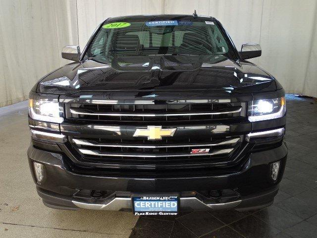 2017 Silverado 1500 Crew Cab 4x4, Pickup #B26972A - photo 30